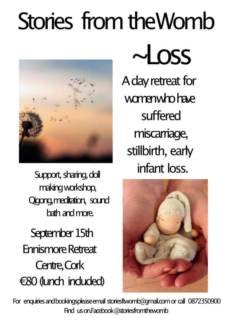 Miscarriage support cork